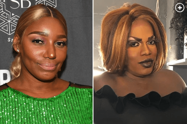 NeNe Leakes mistaken for drag queen Tiffany Fantasia in South Beach