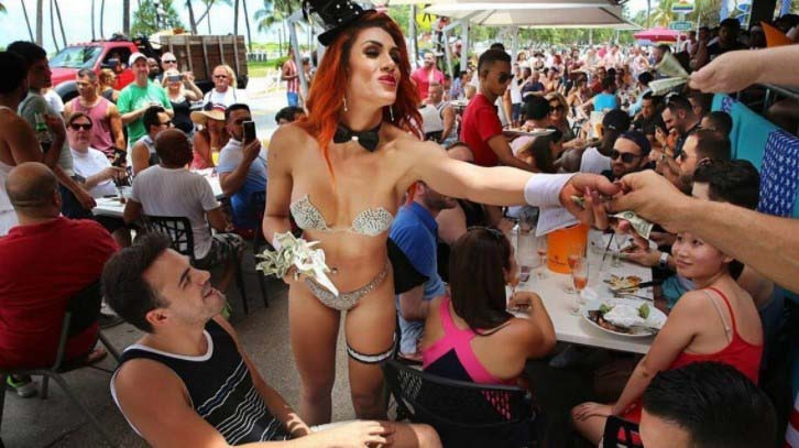 South Beach's Palace Bar is back, and the famous drag queens will get more glam
